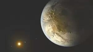 """适合人类居住的第二个""""地球""""已经出现?霍金这样说"""